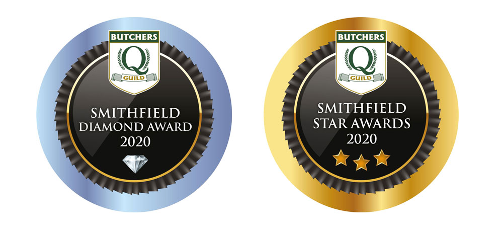 Derbyshire butchers excel in Q Guild Smithfield Star Awards